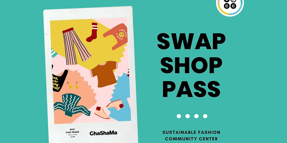 5/15 - SFCC Swap Shop Pass