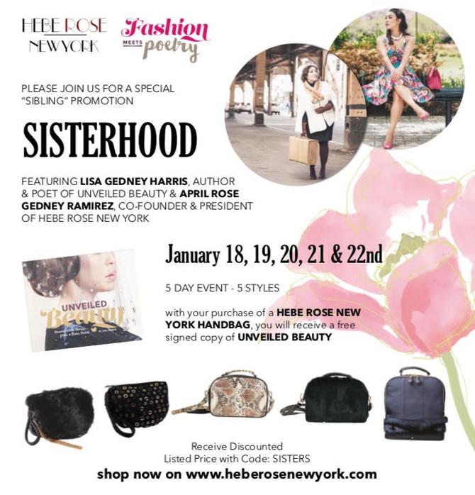 Hebe Rose New York: Sisterhood