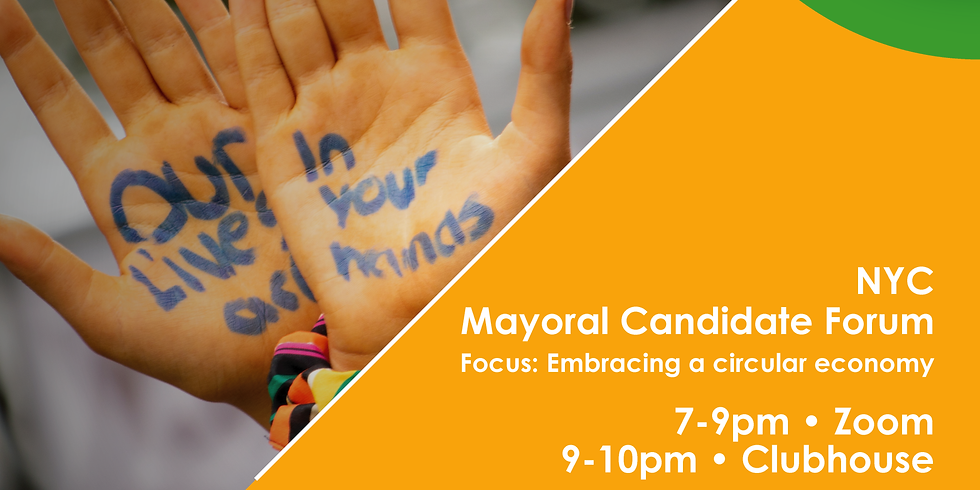 NYC Mayoral Candidate Forum