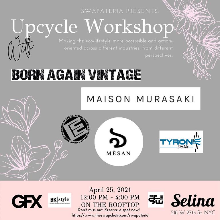 Upcycle Workshop