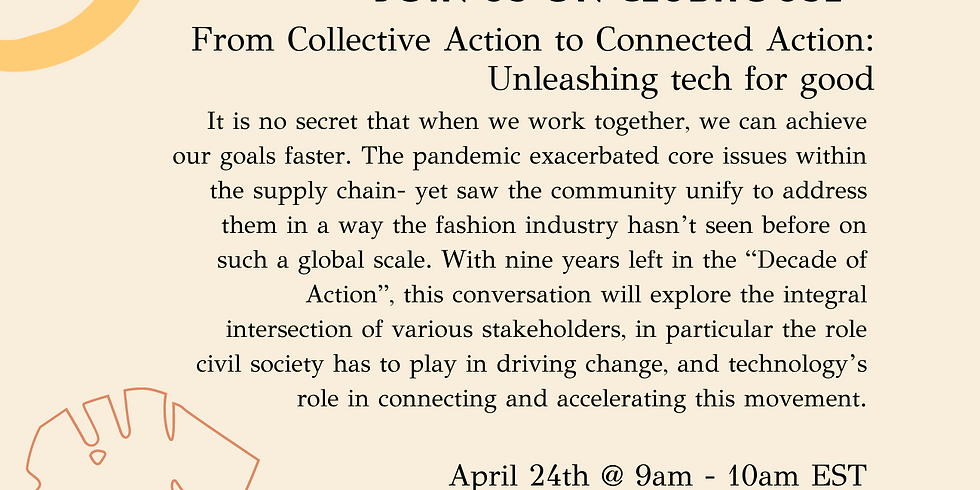From Collective Action to Connected Action