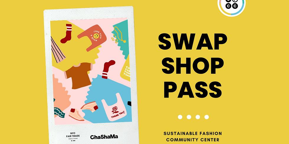 5/14 - SFCC Swap Shop Pass