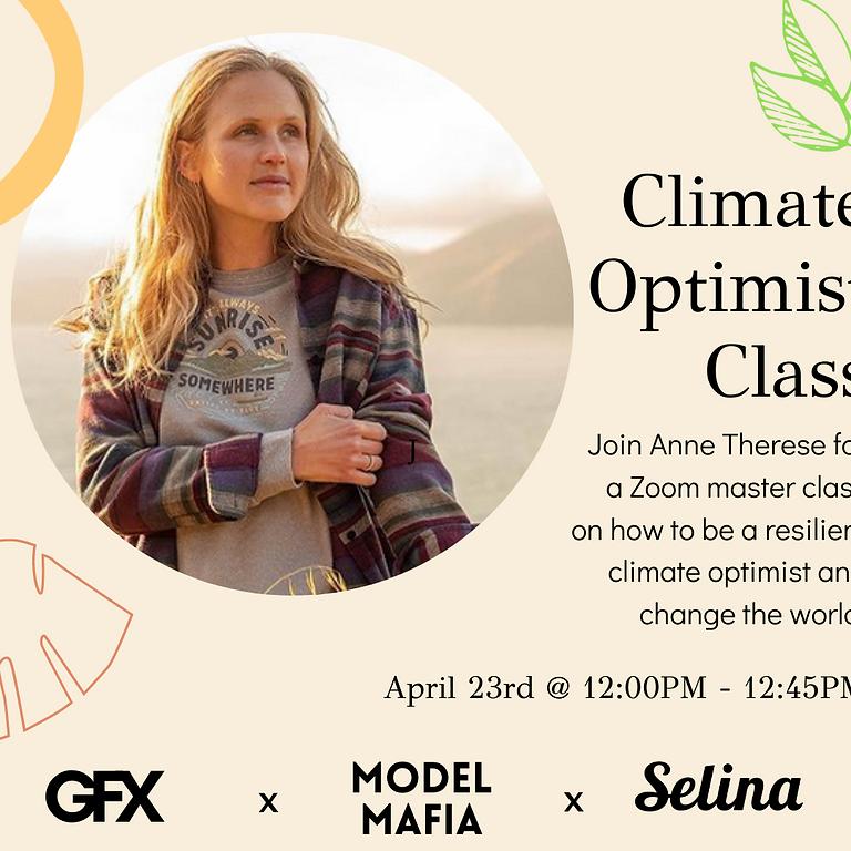 Climate optimist Class