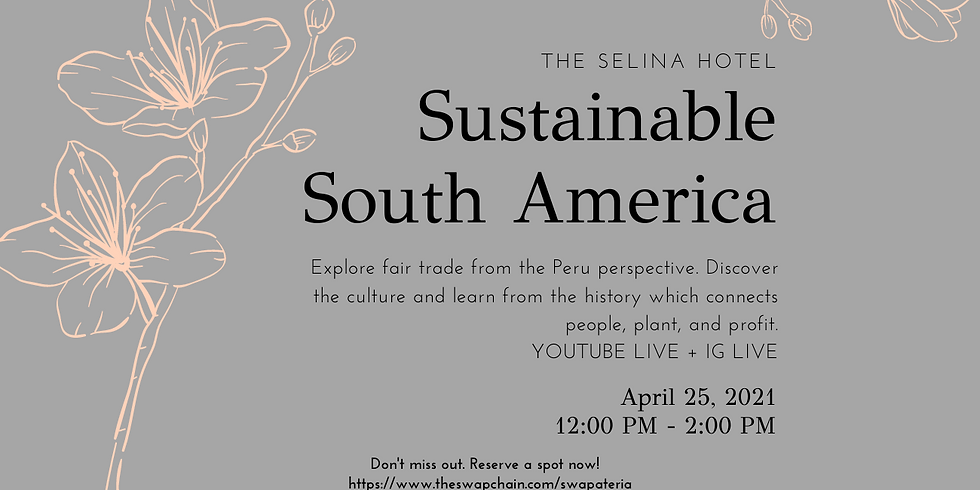 Sustainable South America