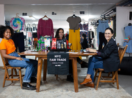 Harlem's Sustainable Fashion Community Center Lets Customers Swap and Shop (Exclusive)