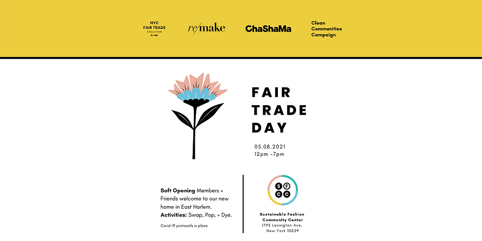 Fair Trade Day - Swap Pass