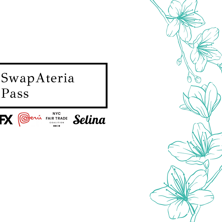 4/25 - SwapAteria General Entry
