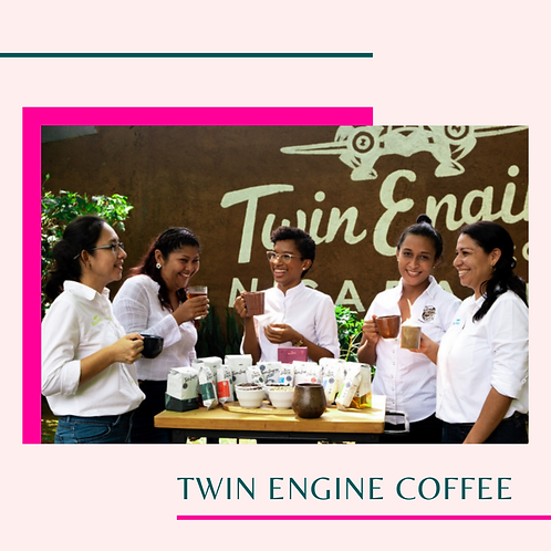 Twin Engine Coffee Gift Card