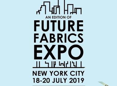 July 18-20 - Future Fabric Expo