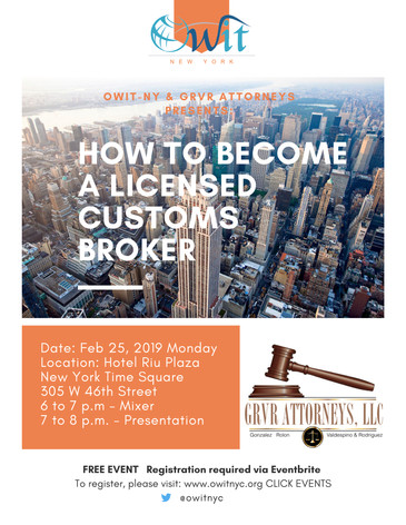 How to become a Licensed Customs Broker