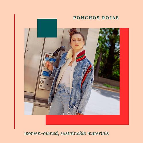 Ponchos Rojas Gift Card