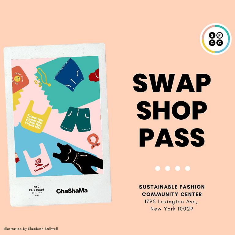 5/19 - SFCC Swap Shop Pass