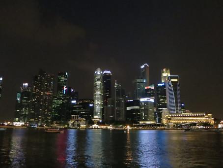 シンガポールで日本の非居住者になる