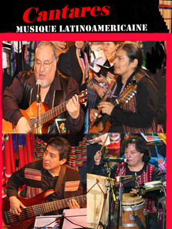 Cantares musique latino-américaine