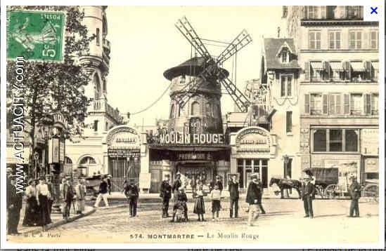 Le meilleur des chansons de rue et cabarets Parisiens