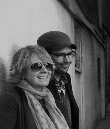 Andy Oliver et Janet Bamford