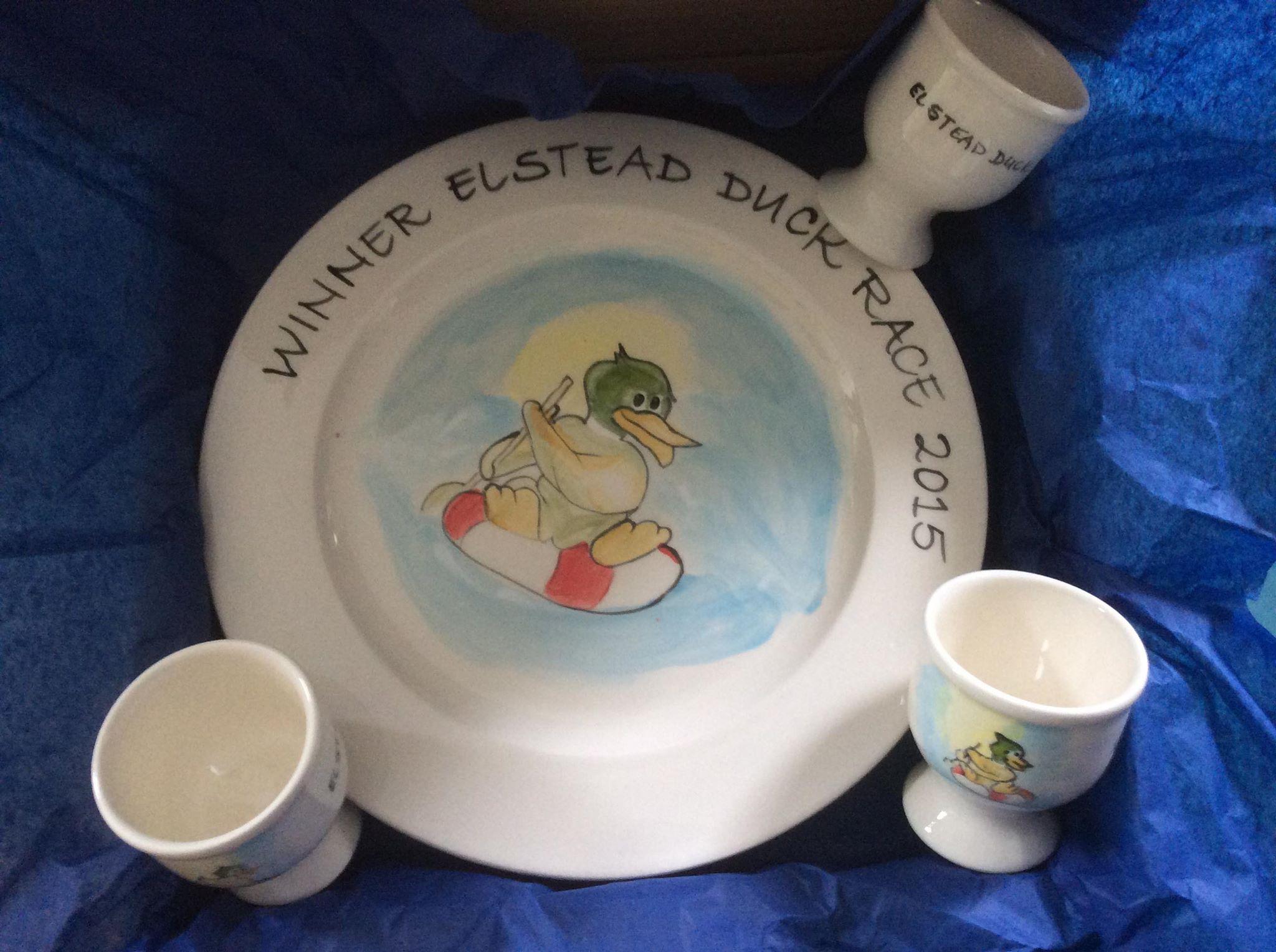 Elstead Duck Race