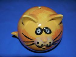 Cat money box