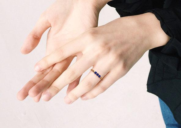 Bouga Blue Ring