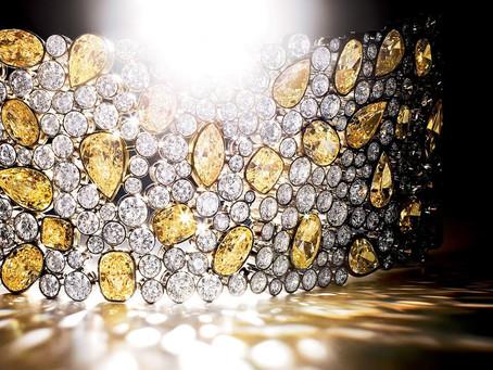 Those Fancy Vivid Yellow Diamonds