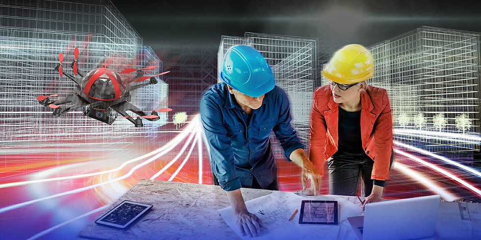 Join the Digital Future - How Digital Technology is Transforming the AEC Industry