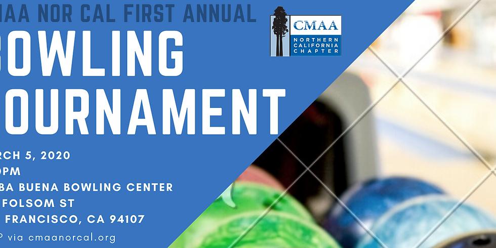 CMAA Bowling Tournament