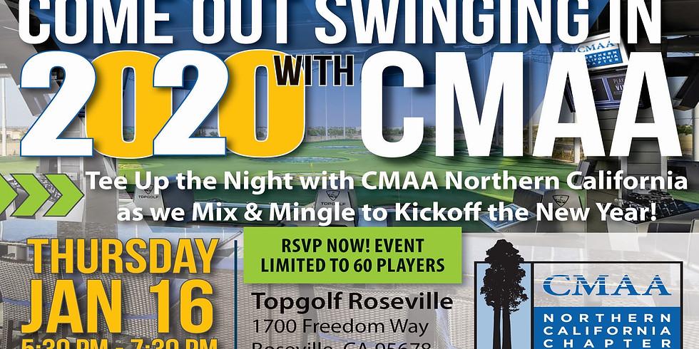 CMAA Top Golf Mixer