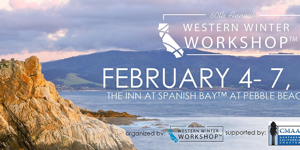 Welcome to the 2021 Western Winter Workshop!