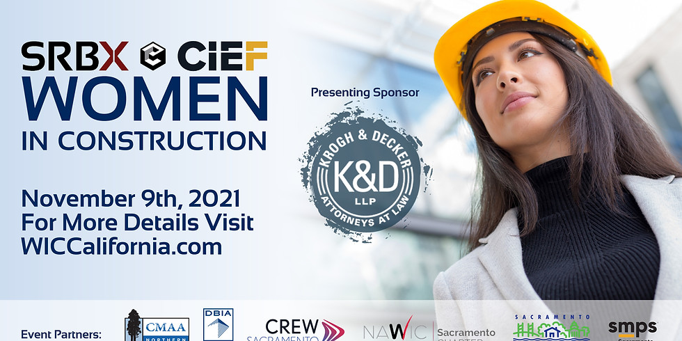 Women In Construction Conference SRBX CIEF