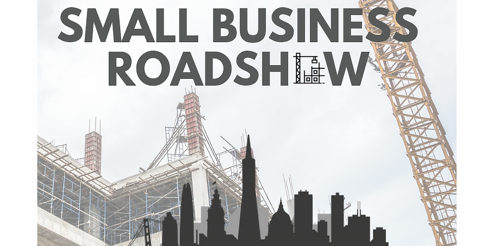 """CMAA NorCal Presents """"The Small Business Road Show"""""""