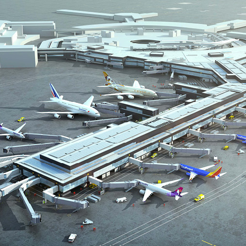 Emerging Professional Project Tour: SFO Terminal 1
