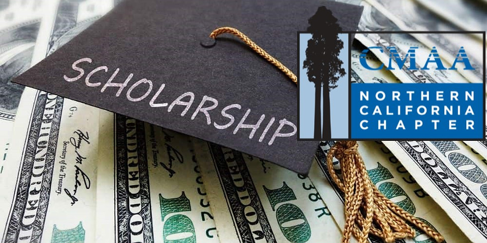 Live ZOOM Announcement - CMAA NorCal 2020 Student Scholarship Winners
