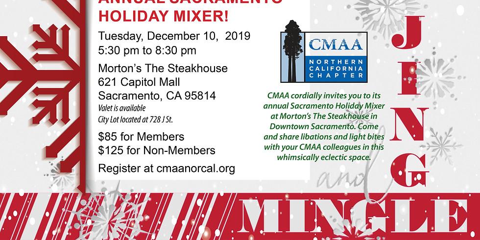 CMAA Annual Sacramento Holiday Mixer