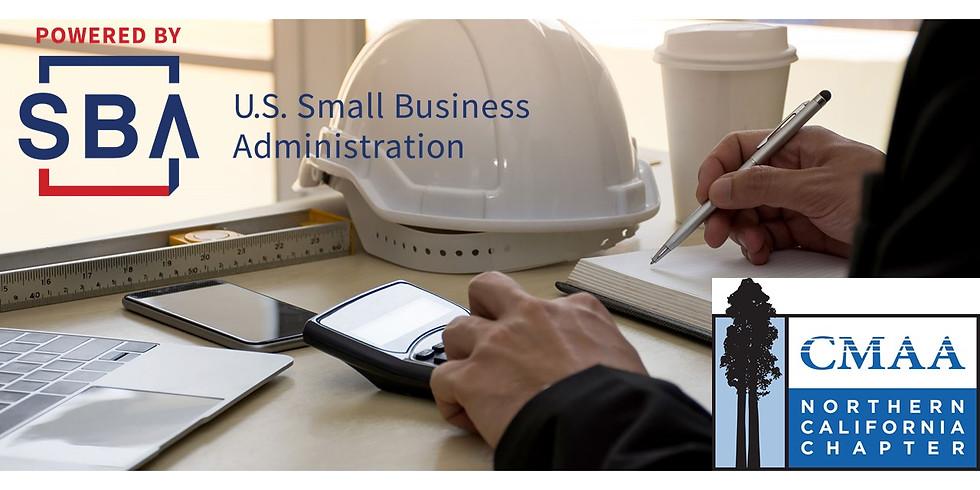 CMAA NorCal COVID-19 Small Business Webinar