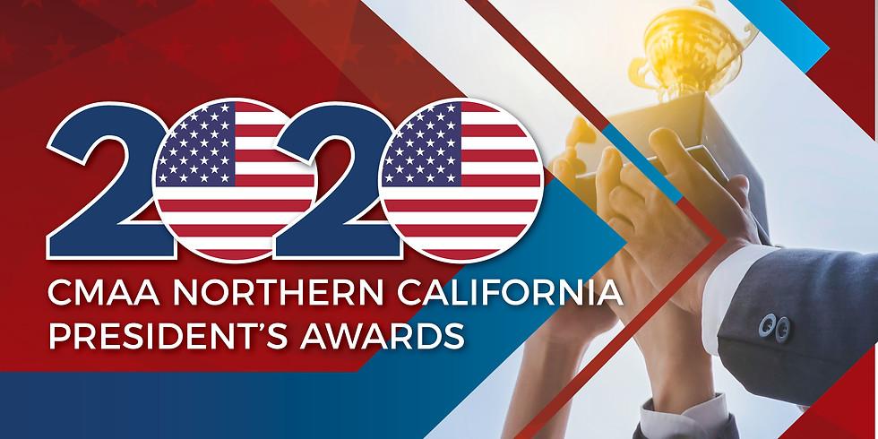 CMAA NorCal 2020 Presidents Awards