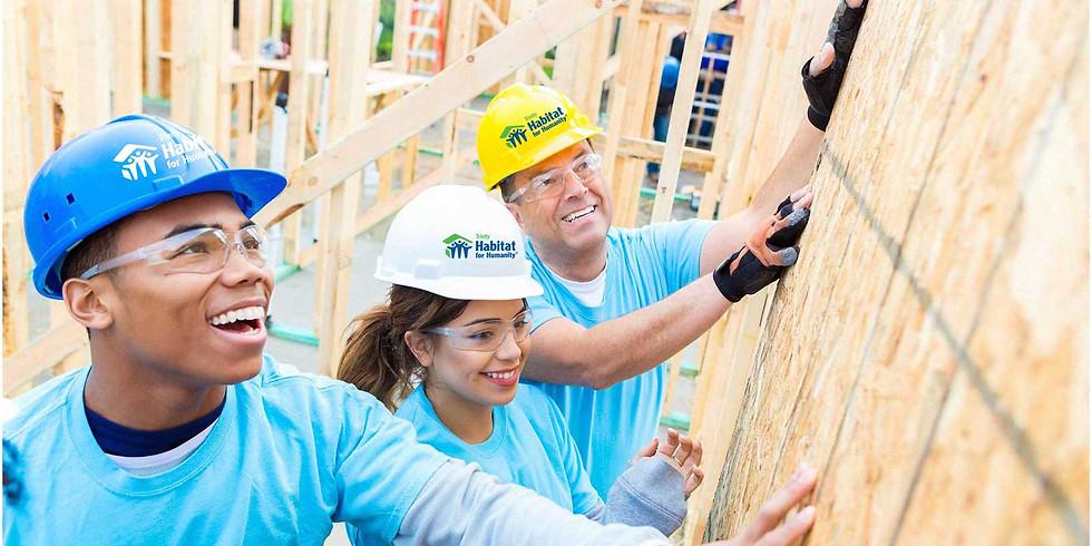 Habitat for Humanity - Team Build Day - Sacramento