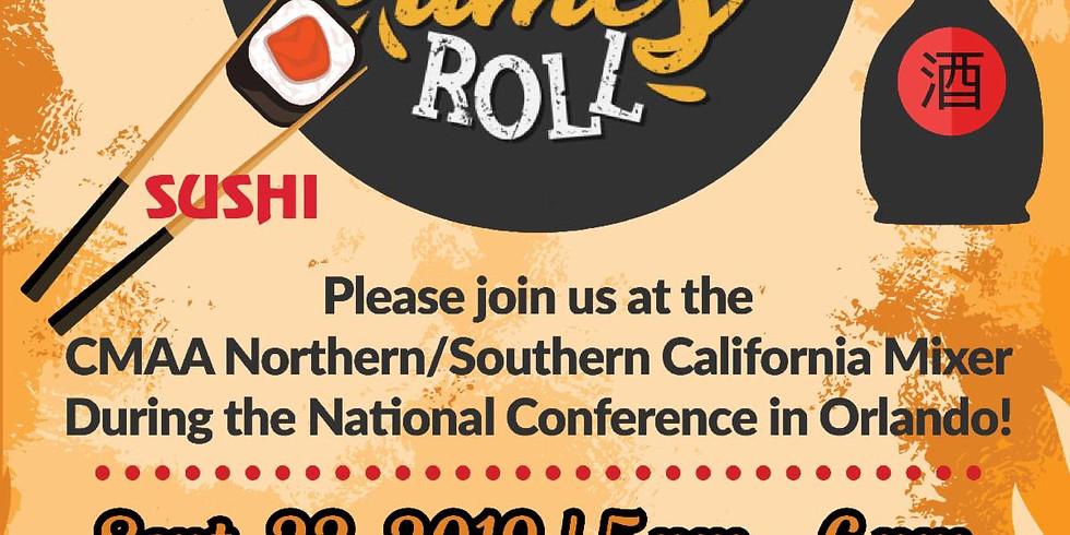 CMAA NorCal & SoCal Chapter National Conference Mixer