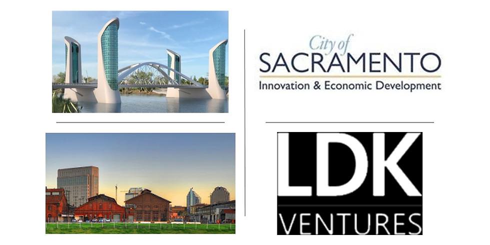 WEBINAR: Sacramento Railyard & 'I' Street Bridge Updates