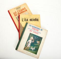 HERGE Tintin au Congo