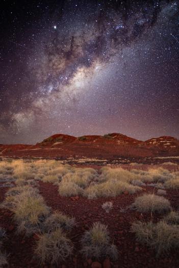 The Starry Desert
