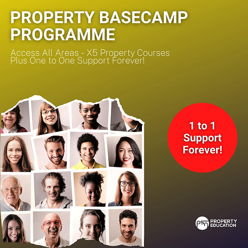 The Property BaseCamp Programme
