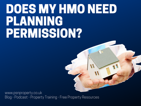 Does My HMO Need Planning Permission?