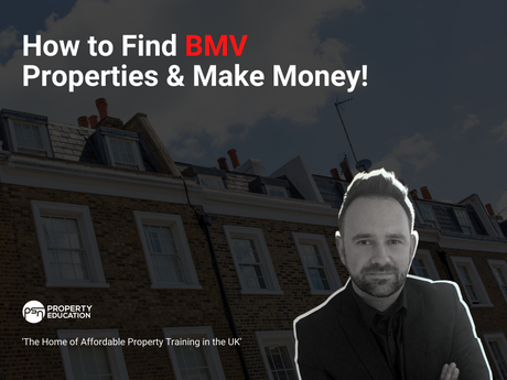 How to Find BMV Properties & Make Money!
