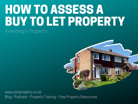 How to Assess a Buy to Let Property