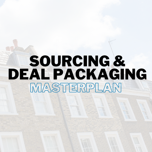 Property Deal Sourcing Course