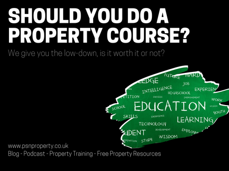 Property Education: Should You Do A Course?