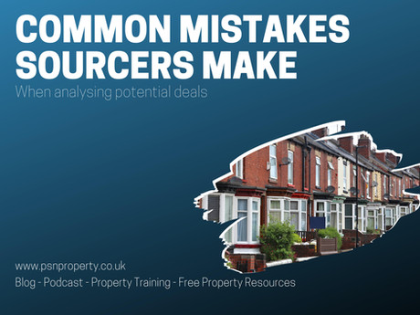 Common Mistakes Sourcers Make Analysing Deals