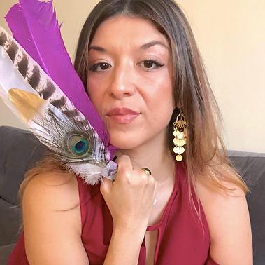 feather Monica