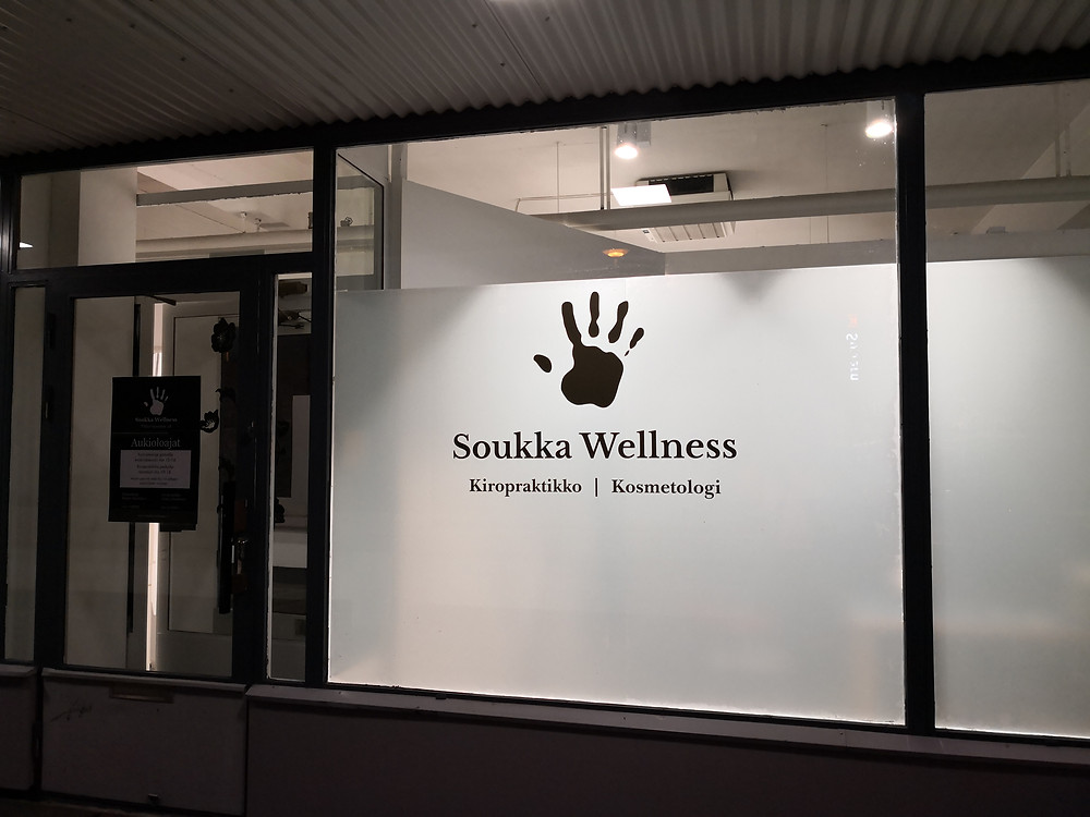 Soukka_Wellness_vastaanotto