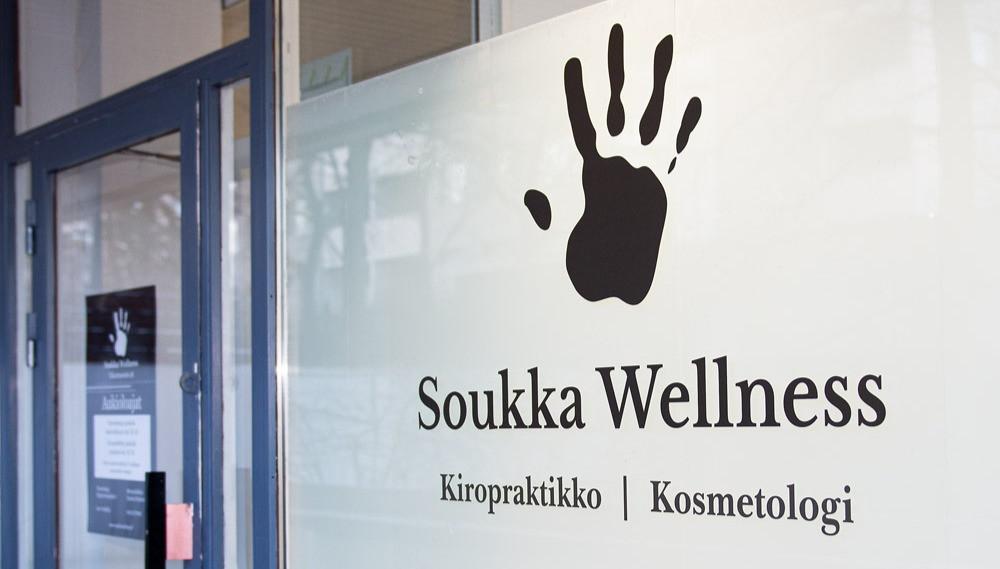 Soukka Wellness | Kiropraktikko Kosmetologi, Yläkartanontie 28, 02360 Espoo